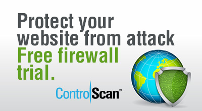 Privacy Protected By ControlScan