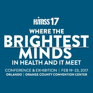 HIMSS17 Conference & Exhibition