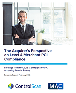 Acquirers are struggling to raise merchant compliance rates