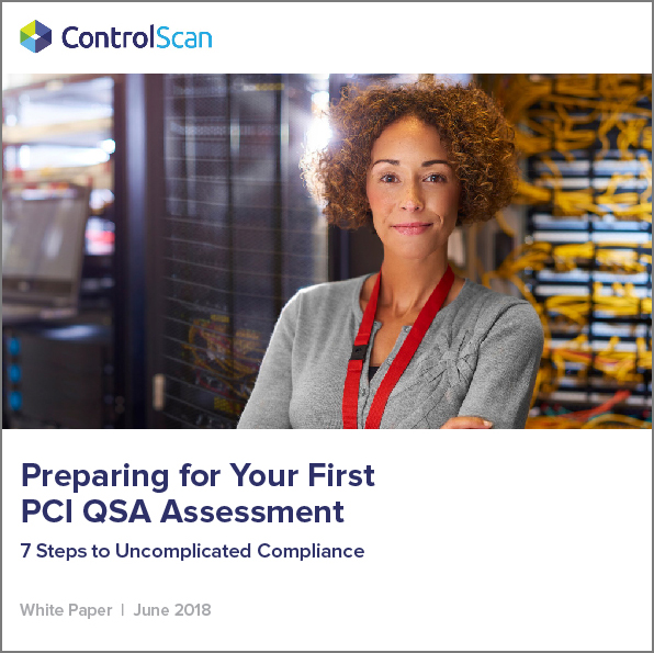 First PCI QSA Assessment