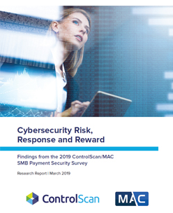 SMB Payment Security Research Report - Cover Image