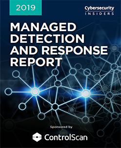 2019 MDR Research Report - ControlScan