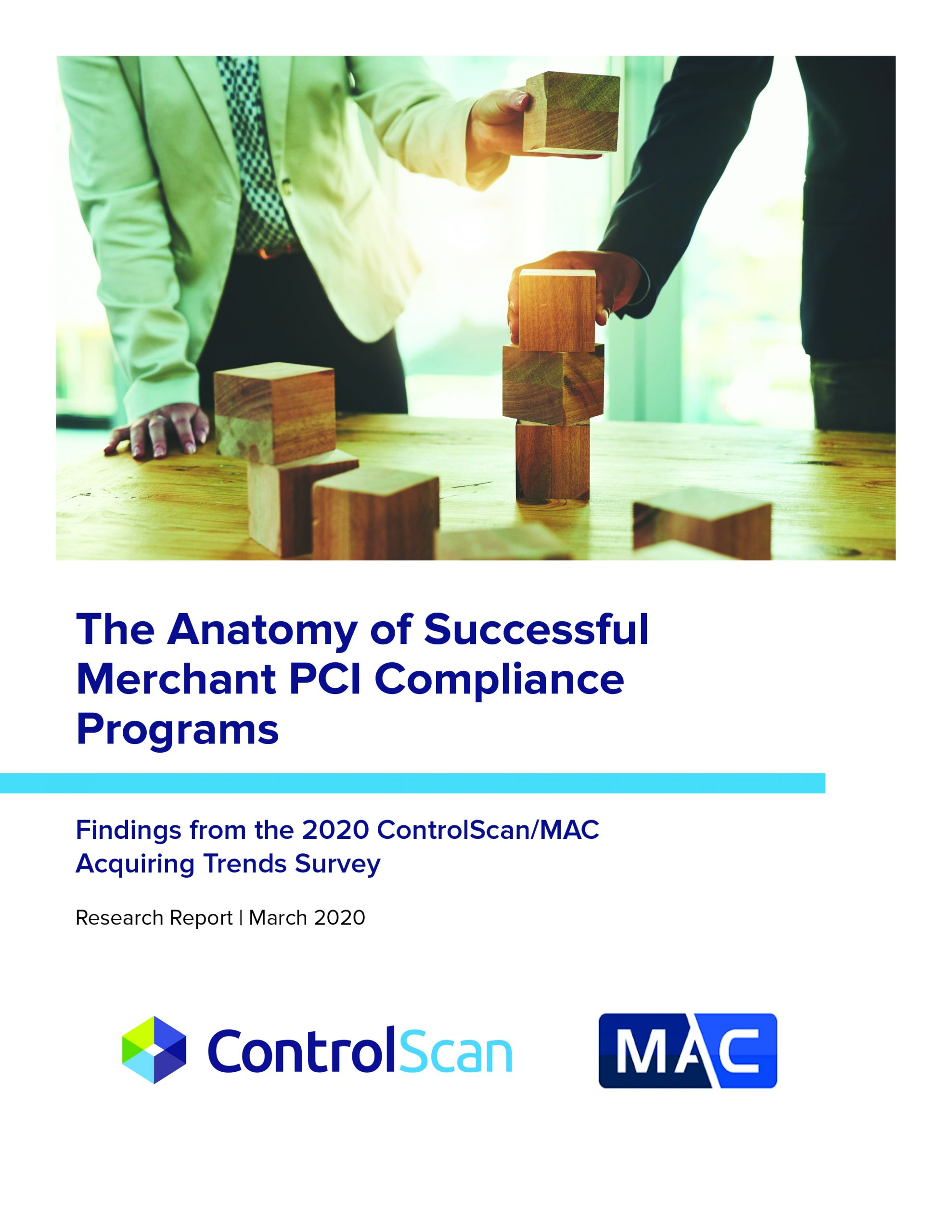 ControlScan/MAC 2020 Acquiring Trends Report - Simplifying PCI Compliance