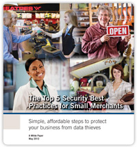 The Top 5 Security Best Practices for Small Merchants